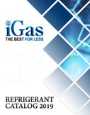 iGas USA, Inc. Refrigerant Product Catalog